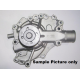 Ford 302 / 351 / 400 Cleveland Alloy Water Pump